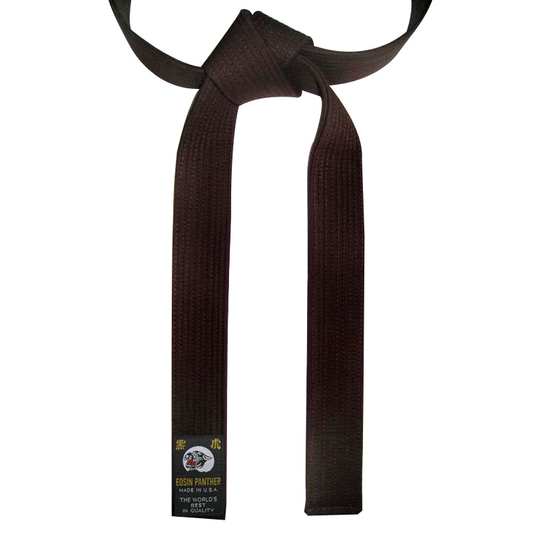 Brown Color Belt