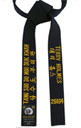 Midnight Blue Tang Soo Do Moo Duk Kwon Belt