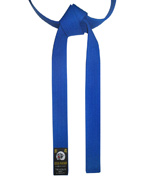 Blue Color Belt
