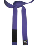 Color Belt Standard Purple