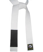 Color Belt Standard White