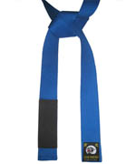 Color Belt Standard Blue