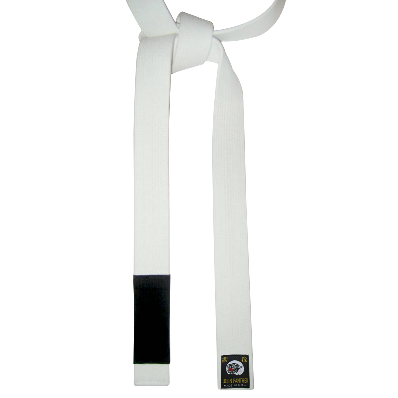 Color Belt Deluxe White