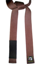 Color Belt Standard Brown